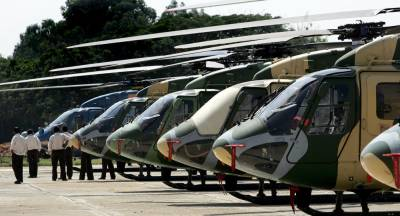 India to deploy new combat helicopters fleet along Pakistan China borders
