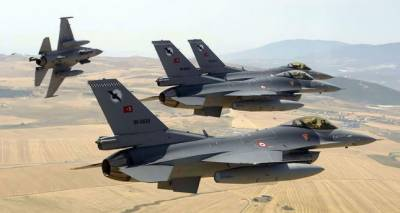 US is fearful of Pakistani Pilots access to latest F-16 technology: Turkish General