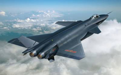 China's J-20 Fighter Jet equipped with homegrown engine for the first time