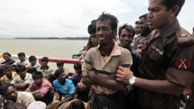 How Myanmar Army burnt Rohingya Muslims alive, throws children in river