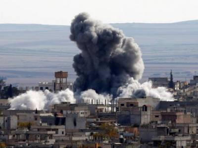 Israeli Air Force strikes Military Base inside Syria
