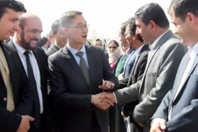PakChina to form military mechanism to fight insurgency: Chinese Ambassador in Kabul