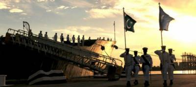 Pakistan Navy day being observed across country with full zeal