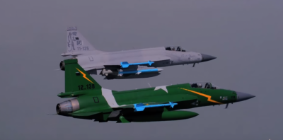 SHAHEEN VI: Pakistan - China Airforces kick off joint training exercise in China