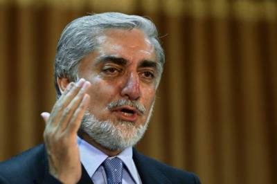 Afghanistan Chief Executive hits out at Pakistan over terrorist safe heavens