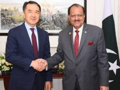 Kazakhstan wants to become part of CPEC: PM Kazakhstan