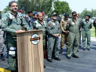 PAF to hold first ever multinational exercises of 19 Air forces of the World