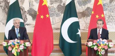 Pakistan - China asks Afghanistan to restart talks with Afghan Taliban
