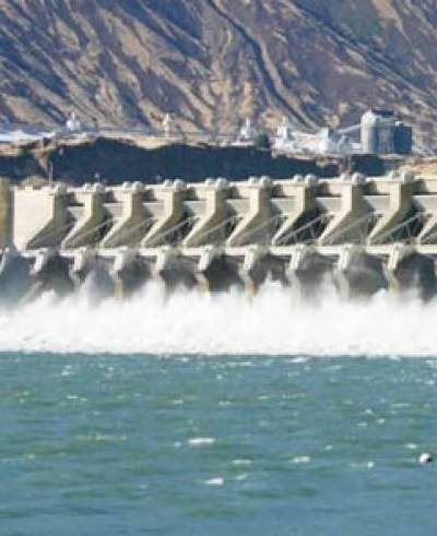 Sharmai Hydropower project in KP being constructed with Rs 45 billion