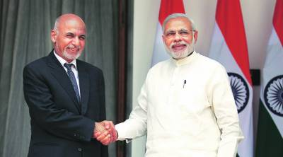 Afghanistan FM reaches India to ask for defence equipment for Kabul
