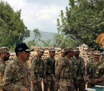 Corps Commander Rawalpindi asks troops to retaliate hard to Indian misadventure at LoC