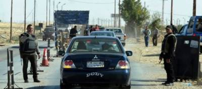 18 Egyptian Police Officers killed in Sinai blast