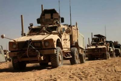 Afghan Taliban suicide car bomber hits US troops convoy in Bagram