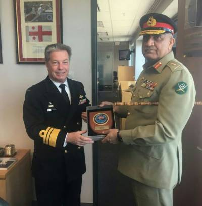 COAS raises regional security concerns with Australian Army Chief