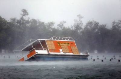 Hurricane Irma plays havoc in Florida