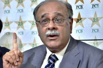 Najam Sethi sends invitation to Imran Khan
