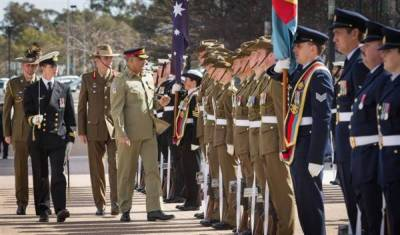 Pakistan - Australia to enhance defence and security ties: Australian Army Chief