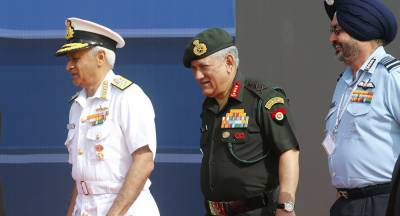 Indian Army Chief does about face after China's strong reaction, says Pakistan-China no threats to India