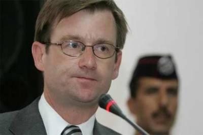 US desirous of strengthening ties with Pakistan: Ambassador Halle