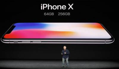 Apple IPhone X: Biggest leap forward since the original iPhone