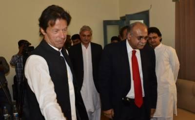 I will bow before Imran Khan: Najam Sethi