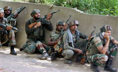 India unveils new counter terrorism policy in occupied Kashmir