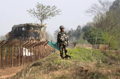 Indian BSF resort to unprovoked fire at LoC, one martyred