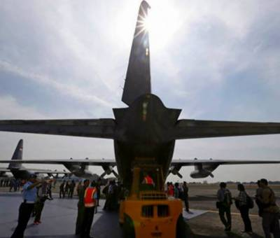 Indonesia dispatches huge aid consignment for Myanmar