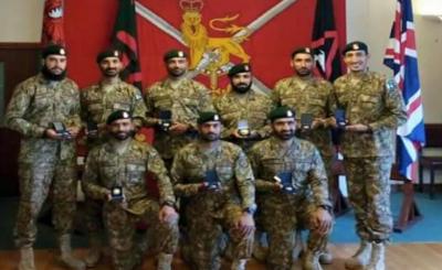 Pakistan UK discuss defence collaboration
