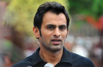 Shoaib Malik makes historic record