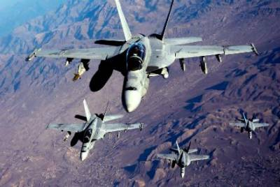 US Air force has accelerated bombing campaign in Afghanistan