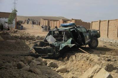 Afghanistan top security official killed in IED blast by Taliban