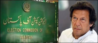 ECP issues arrest warrants for Imran Khan