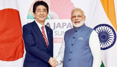 India - Japan sign $19 billion first bullet train project