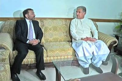 PTI - MQM in talks to remove PPP Opposition leader
