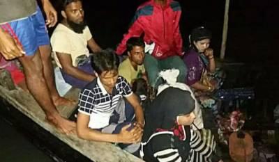 Satellite Images reveal how Myanmar Army erased Rohingya Muslims villages