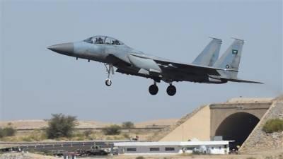 Saudi warplane crashes in Yemen, Pilot killed