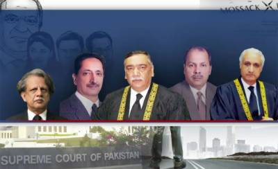 SC bench hits at Nawaz's lawyers for anti judiciary campaign