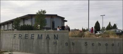 Six shot in the Washington School firing