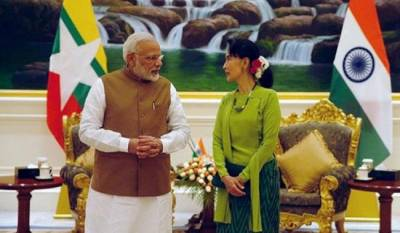 US-India behind Myanmar crisis to block Chinese strategic incursion