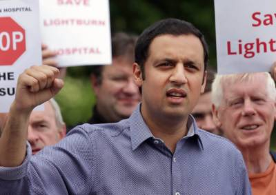Anas Sarwar Ch. emerges as strong candidate for First Minister of Scotland