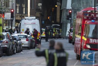 London metro station attack responsibility claimed