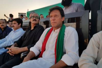 Pakistan is lagging behind even Bangladesh today because of corrupt leaders: Imran Khan