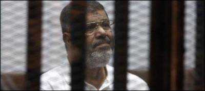 Spying for Qatar: Mohammad Morsi sentenced to 25 years jail