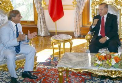 Turkey will stand with Pakistan unconditionally in difficult times: Tayyip Erdogan
