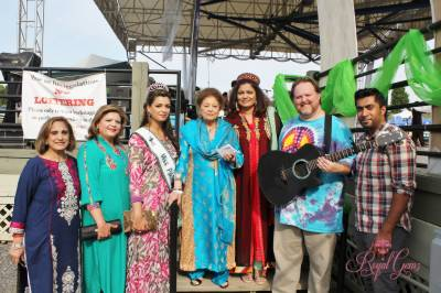 First ever mega Pakistan festival in France becomes a huge success