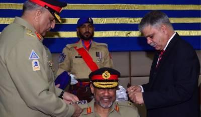 COAS General Qamar Bajwa visits Engineers Centre Risalpur