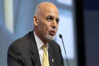 Afghan leader at UN urges dialogue with Pakistan