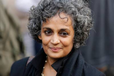 Indian Army is making war against its own poorest people: Arundhati Roy