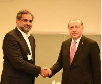 Tayyip Erdogan desires strategic partnership with Pakistan